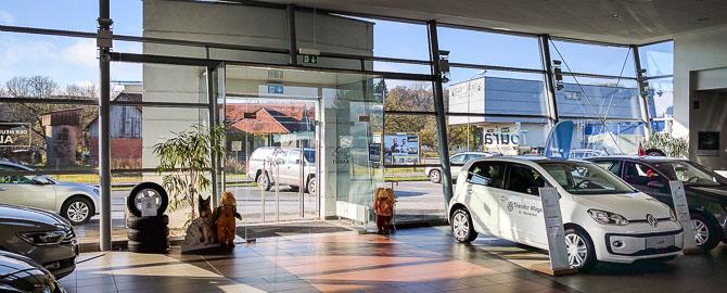 Autohaus Theodor Mager,Ihr Autohaus für VW und AUDI in der Oststeiermark.